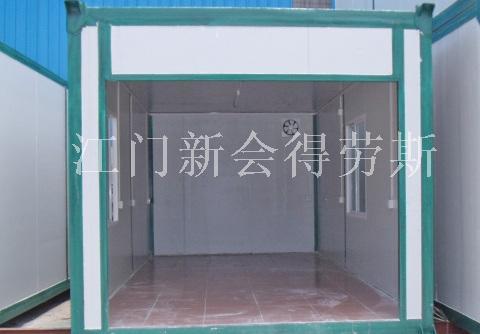 江门集装箱活动房商铺