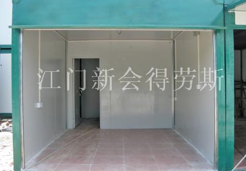 江门集装箱移动商铺--带隔房