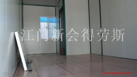 江门集装箱卫生间--室内单间